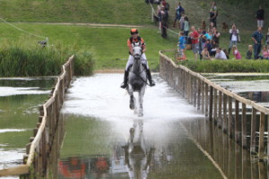 Schooling the young event horse