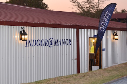 Manor D'Or indoor invitational showjumping evening