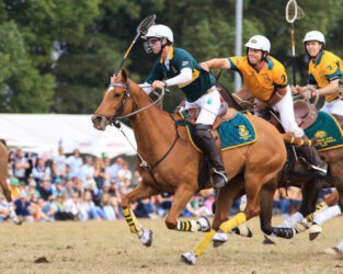 Stage set for the polocrosse world cup final: SA vs Zambia