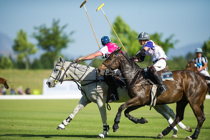 Sixth annual Cintron Pink Polo