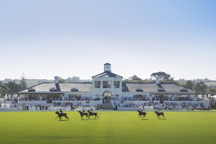Cape-Winelands lunch and polo – all for a good cause