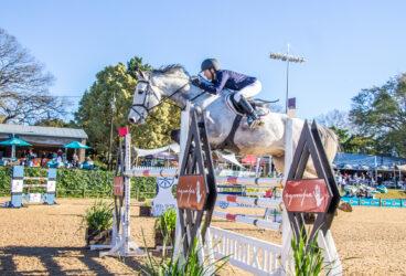 Rider profile: Mandy Johnston