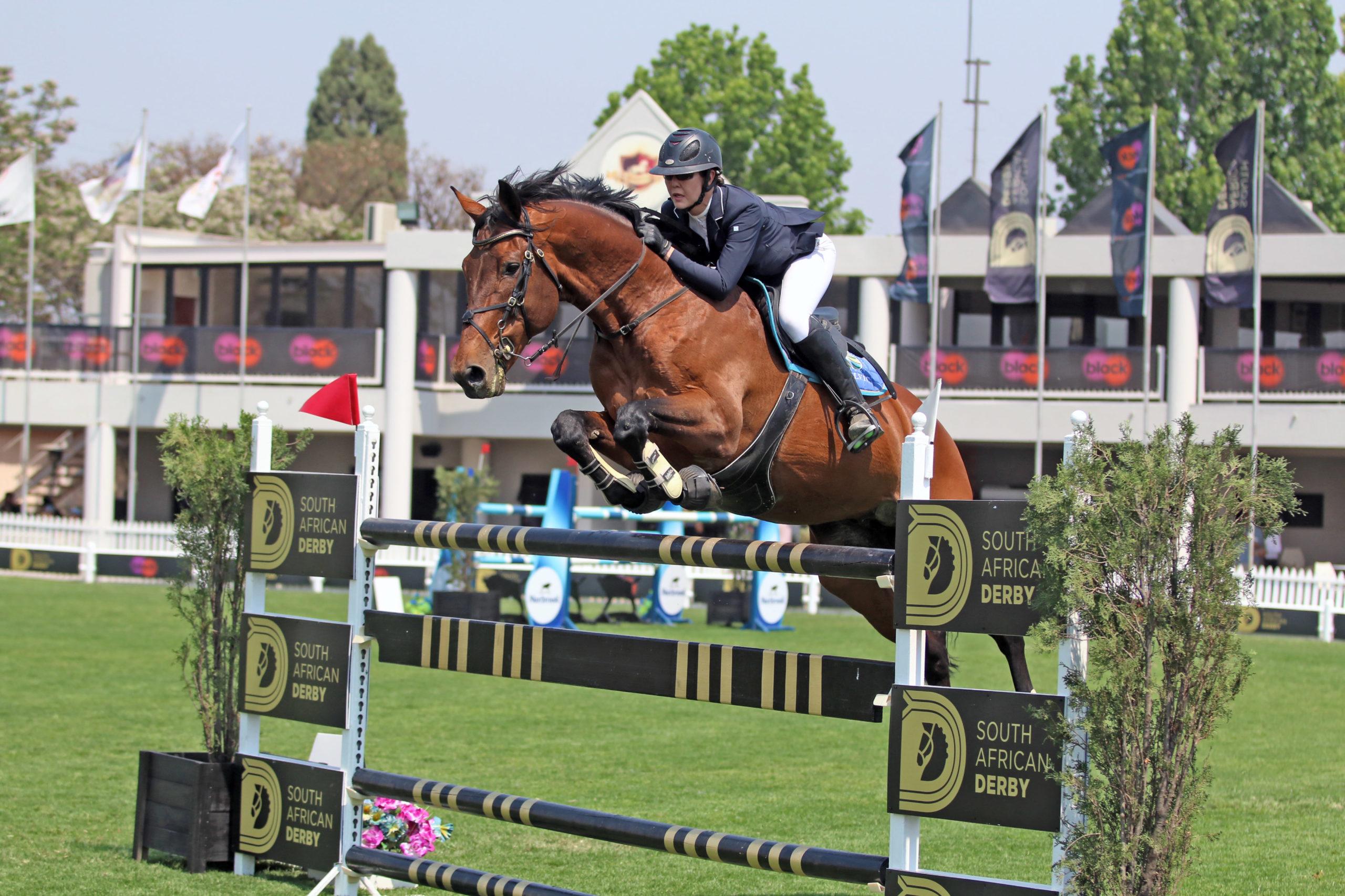The SA Derby rider profiles: Nicola Sime-Riley