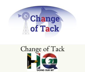 CHANGE OF TACK