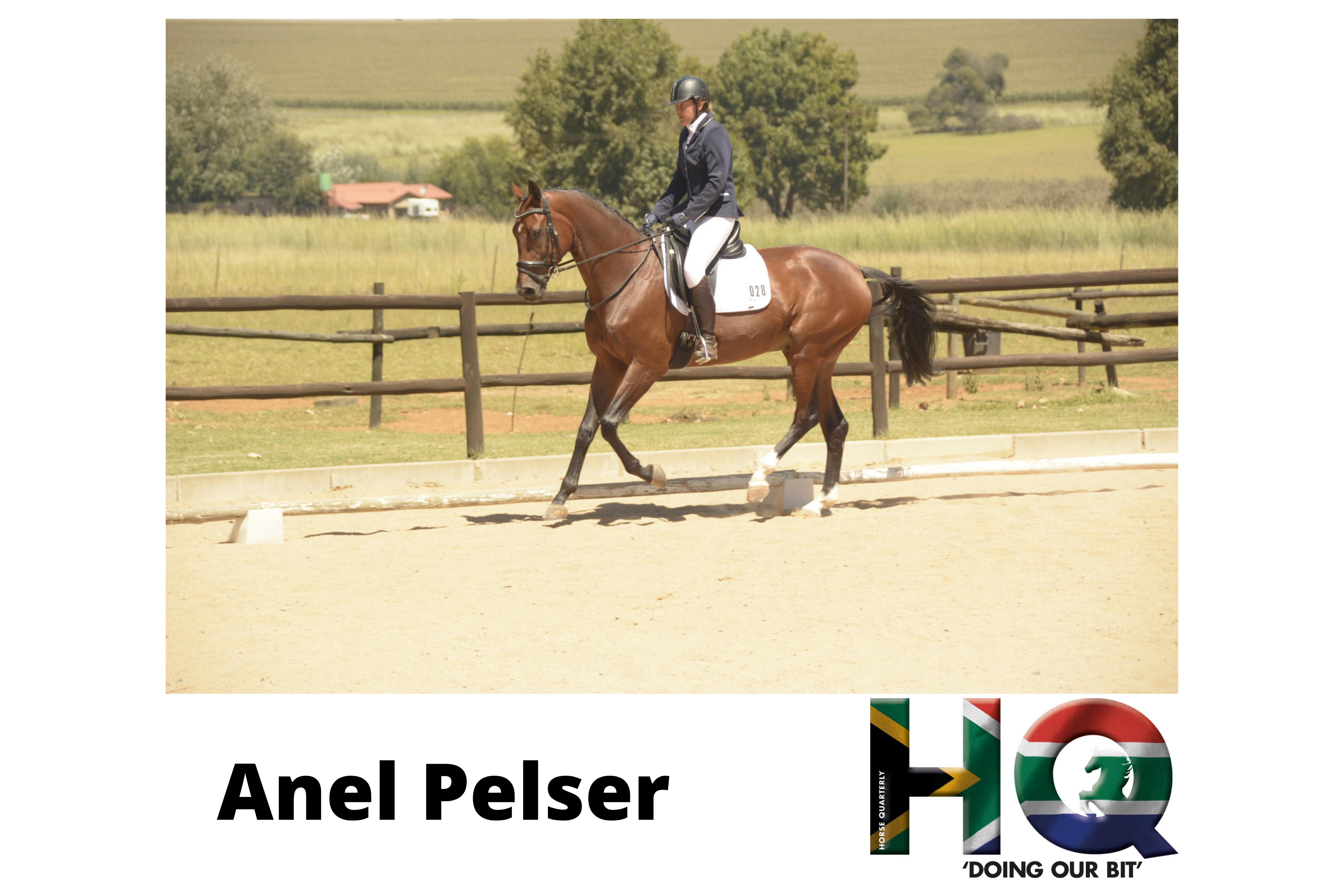 Anel Pelser – Riding Instructor
